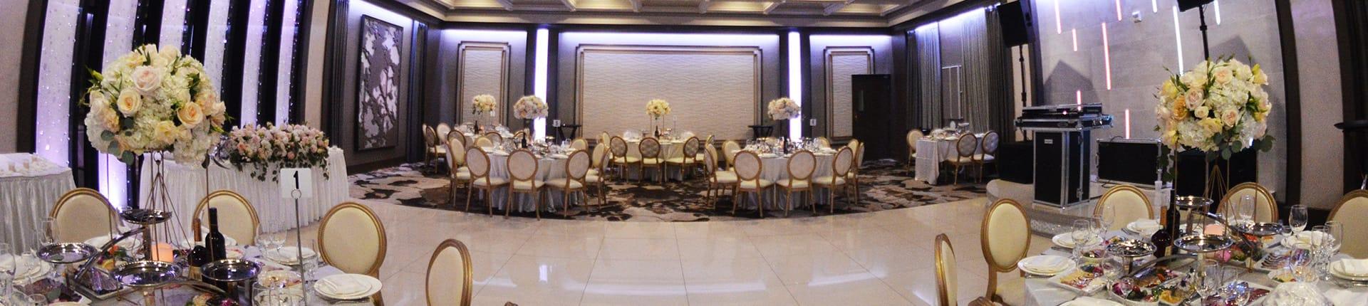 Renaissance Banquet Hall - Crystal Ballroom