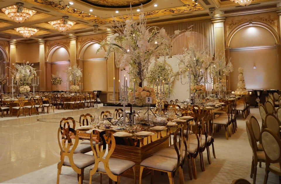Renaissance Banquet Hall - Grand Ballroom Amenities