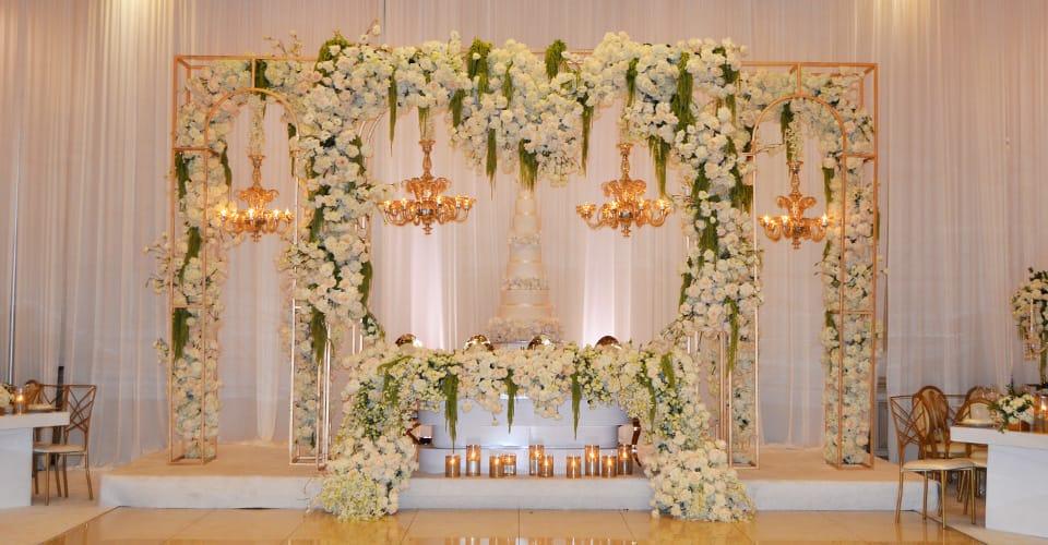 Renaissance Banquet Hall - Grand Ballroom - Customize the Venue