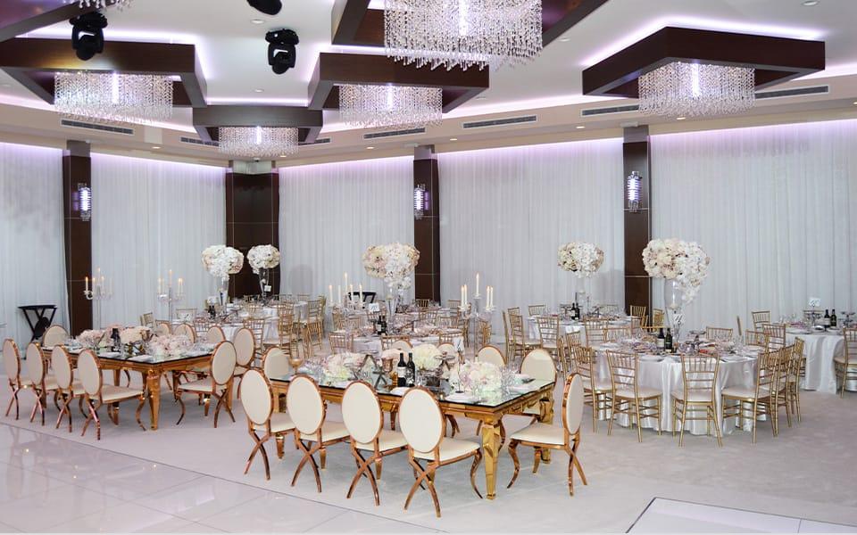 Renaissance Banquet Hall - Millennium Ballroom Amenities