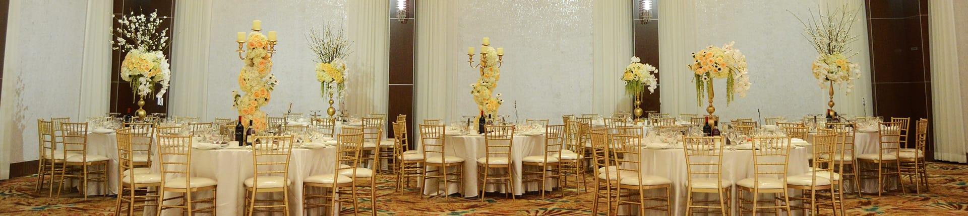 Renaissance Banquet Hall - Millennium Ballroom