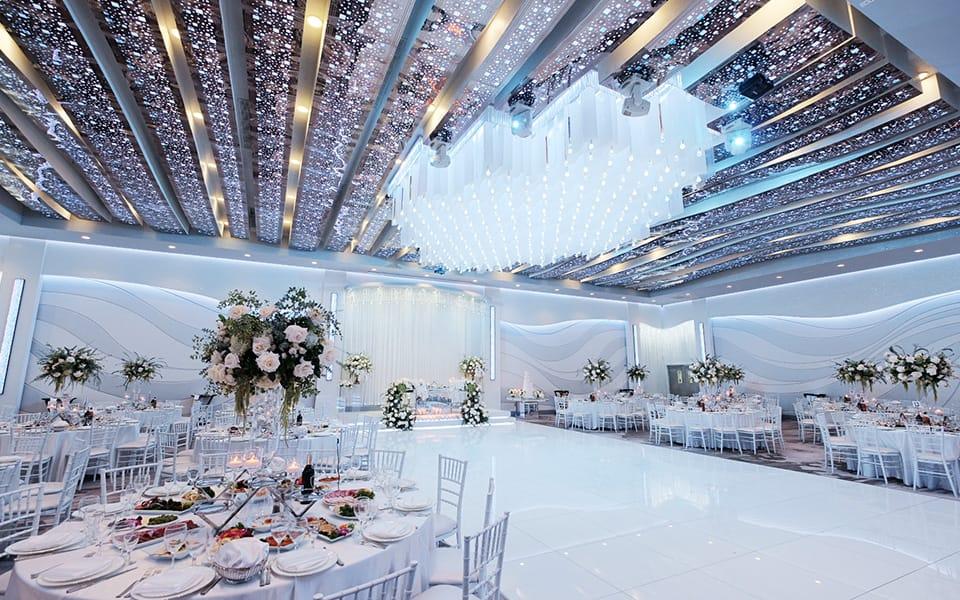 Renaissance Banquet Hall - Modern Ballroom Amenities
