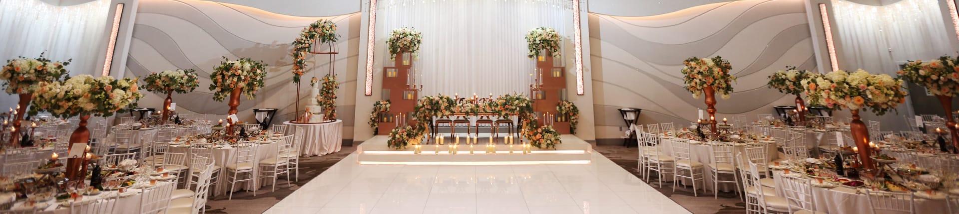 Renaissance Banquet Hall - Modern Ballroom