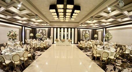 Renaissance Banquet Hall - Venue- Crystal Ballroom