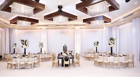 Renaissance Banquet Hall - Venue- Millennium Ballroom