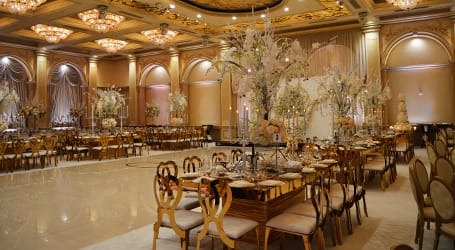 Renaissance Banquet Hall - Venue- Grand Ballroom