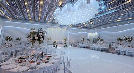 Renaissance Banquet Hall - Venue- Modern Ballroom